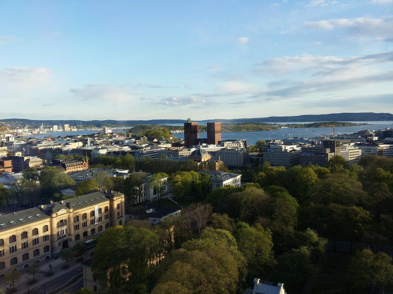Visit Oslo 2014