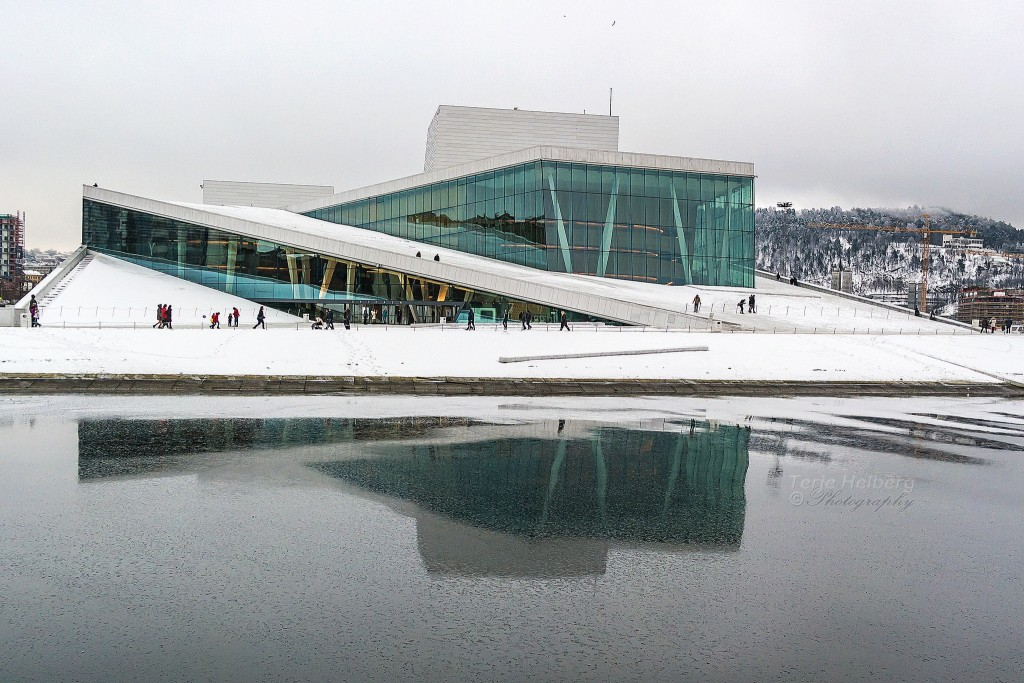 City Break in Visit To Oslo Norway