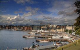 Sightseeing Oslo