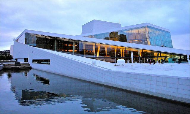 Visit Oslo Opera House