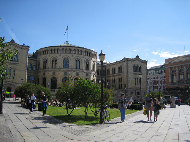 my visit to Oslo