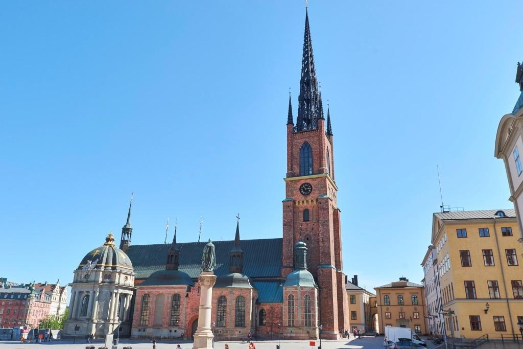 Riddarholm Church - Free Walking Tour Stockholm