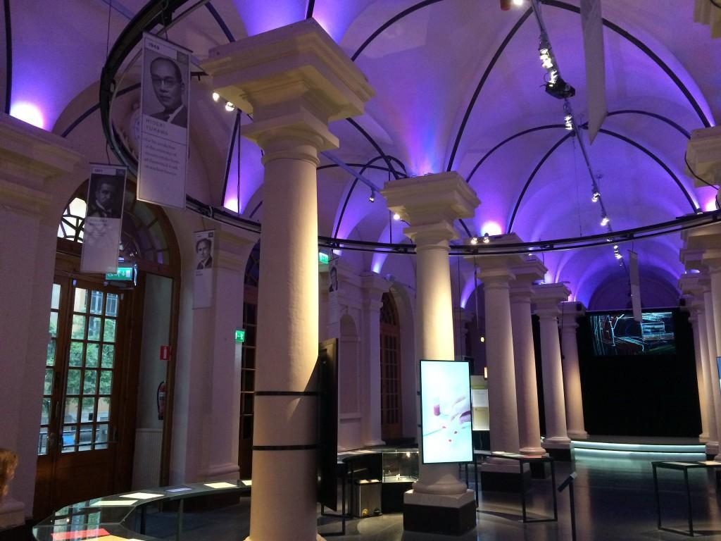 The Nobel Museum-Free Tour Stockholm