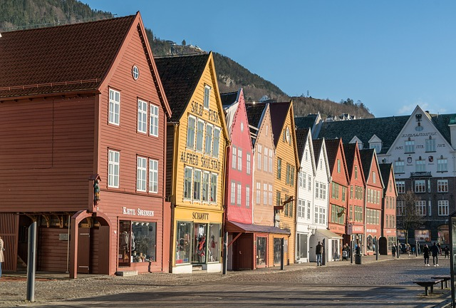 free walking tour bergen